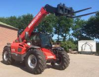 MANITOU MLT 735-120 LSU Turbo Погрузчик б/у АКЦИЯ !!