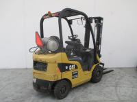 Погрузчик CAT Lift Trucks GP18N