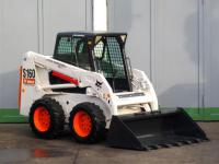 Мини погрузчик Bobcat S 160 TURBO (№670).