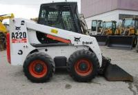 Минипогрузчик Bobcat A 220 Turbo High Flow (№ 659)
