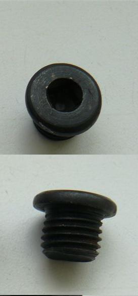 Пробки резьбовые с фланцем (буртиком)