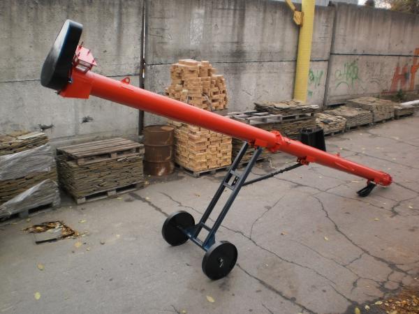 Загрузчик шнековый передвижной ЗШП – 10