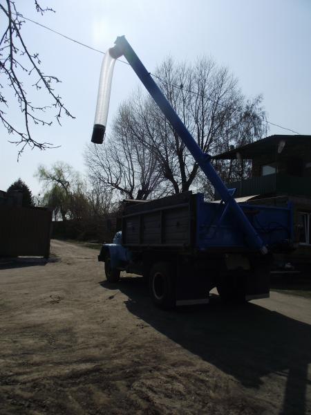 Загрузчики сеялок ЗС-30М полуборт ГАЗ, ЗИЛ, Камаз, прицеп