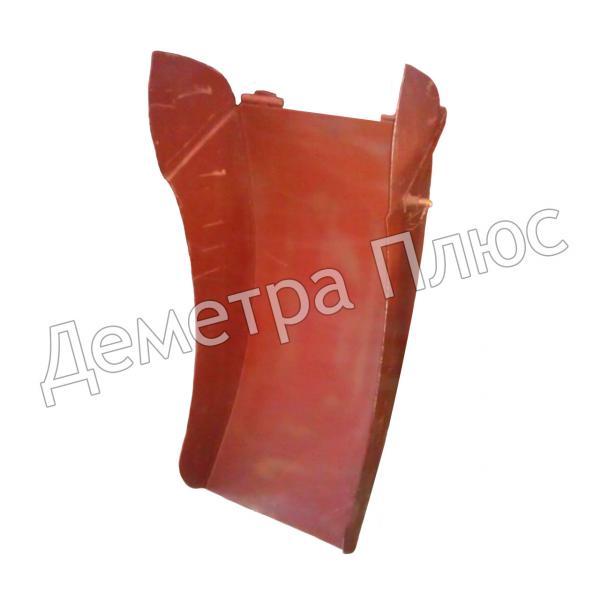 Козырек трубы зернометателя ЗМ (ЗА 03.080)