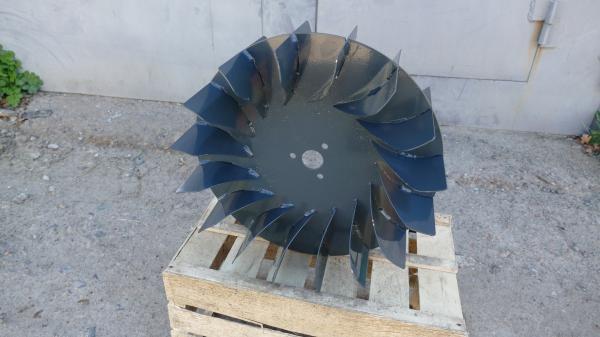 Ротор вариатора ветра Claas (605059)
