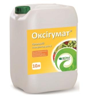 Регулятор роста растений Оксигумат Биона, 10 л
