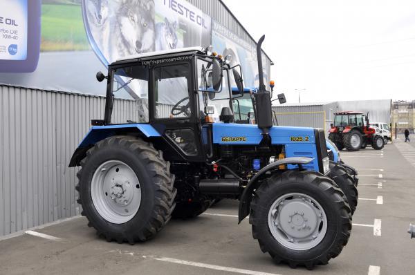 Трактор МТЗ-1025.2 с гарантией!
