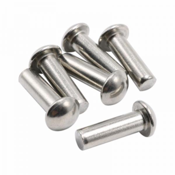 Заклепка алюминиевая под молоток от 5х10 - 5х35 ГОСТ 10299