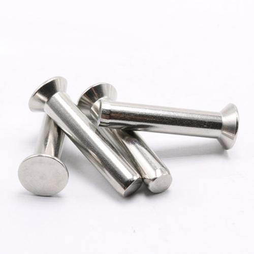 Заклепка алюминиевая от 4х6 до 4х33 потайная DIN 661