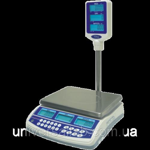 Торгові ваги Trade СТРд-15/30-5/10 (до 30 кг)