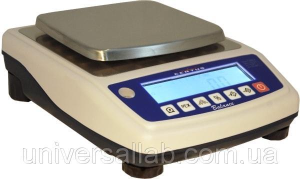 Лабораторні ваги Balance CBA-1500-0,2 (1500г/0,02 г)