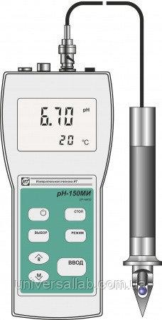 Рн-метр pH-150МІ