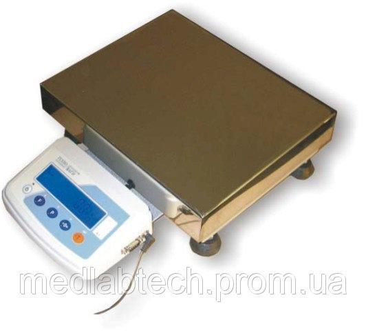 Ваги лабораторні платформні електронні ТВЕ-120-5