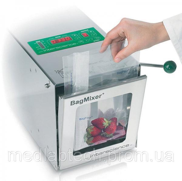 Гомогенізатор лопаточного типу, BagMixer400 P