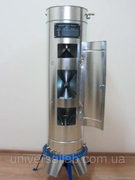 Апарат для змішування зразків зерна типу БІС – 1У