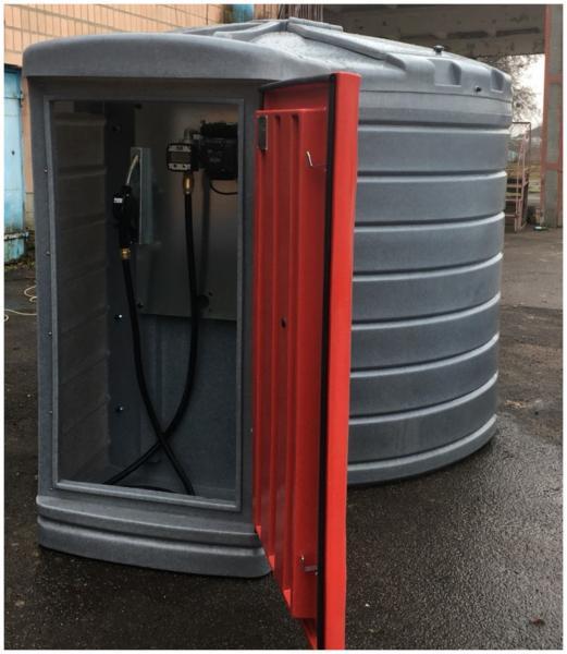 Топливораздаточный модуль для дизтоплива на 5000 л