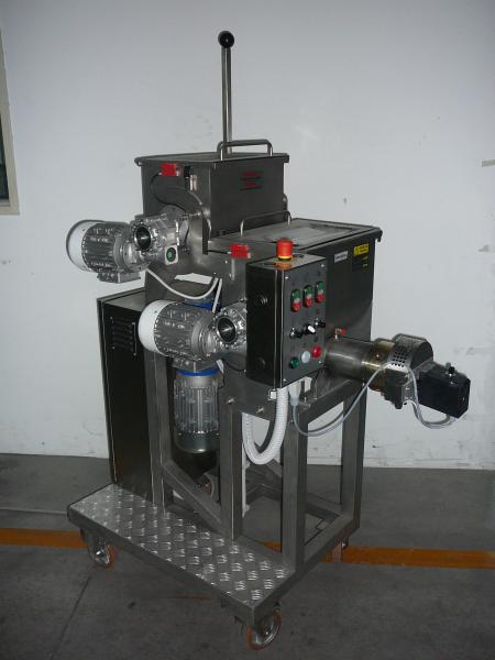 Макаронный пресс 50 кг/час для производства макарон