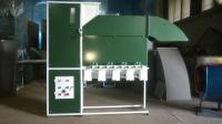 Сепаратор для очистки кориандра