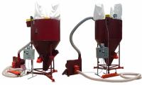 Вертикальные комбикормовые установки КУВ-0.5; КУВ-1.0; КУВ-1.5; КУВ-2