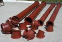 Зернопровод диаметром 200 мм