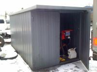 Мобильный топливораздаточный пункт