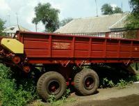 Вал привода транспортера ПРТ 1002681