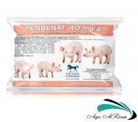 Фенбенат 4 % (фенбендазол) 1 кг (Польша)