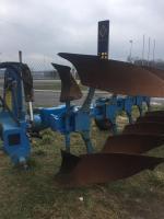 Плуг оборотний навісний 5-ти корпуский Lemken EurOpal 8 2012 р.в.