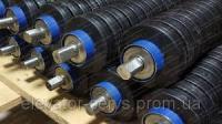Футеровка роликов резиновыми кольцами