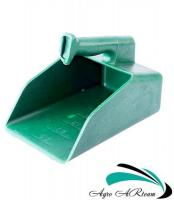 Совок (лопатка) для корма с индикатором литров, 3 кг, Дания