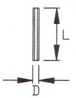 Шпилька Benzi 8×55 мм