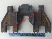 Звено гусеницы Т-150, ДТ-75 (Чебоксары) 150.34.101-2А-Ч
