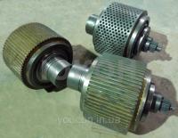Ролик в сборе 250 мм для пресс гранулятора ГТ-520
