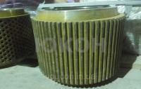 Обечайка ролика для пресс гранулятора ГТ-520