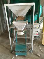 Фасовочный полуавтомат, дозатор гранулы по 1-50 кг