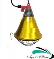 Защитный плафон с переключателем, Interheat