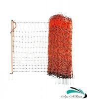 Электрическая сетка для домашней птицы (куры, гуси, индюки), Германия