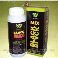 Биостимулятор роста плодов Блек Микс для гидропоники и листовой подкормки Турция 1л