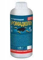 Родентицидное средство Бромадиолон 0,25% 1л от крыс и мышей, Украина OLKAR