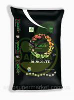 SMagic foliar 20-20-20+МЕ для листовой подкормки для всех культур 10Кг