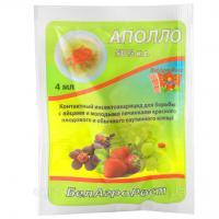 Инсекто-акарицид АПОЛЛО 50% К. С 4 МЛ