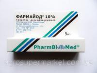 Фармайод® водорастворимый комплекс йода с неионогенным..