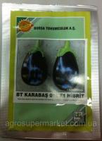 Семена баклажана BT Karabas F1, ультраранний, 500 семян BT TOHUM