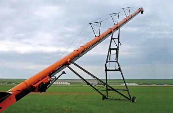 Зернового конвейера транспортер инспекционный для