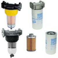 Фильтры PIUSI 150 л/мин Water Сaptor для топлива водоотделяющий