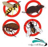 Защита от насекомых, грызунов и разных вредителей