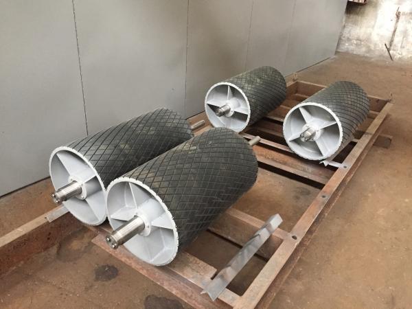 Конвейеры запчасти обводной барабан ленточных конвейеров