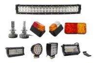 Фары LED, противотуманные, рабочие, лампы, фонари