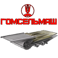 Верхнее решето Гомсельмаш Полесье (Палессе) ГС05 КЗС-5 (Gomselmash Palesse GS05 KZS-5) на комбайн