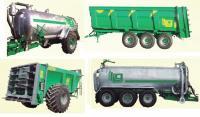 Машины внесения жидких удобрений HG 4700 - 37000 л